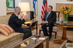 Secretary Pompeo Speaks With Yaakov Katz (U.S. Department of State) Tags: mikepompeo jerusalem