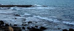 Mediterranean coast in Side (turkey) (dl1ydn) Tags: dl1ydn meer mediterraneancoast mittelmeer side turkey urlaub oldlens manuell manualfocus carlzeiss planar 50mmf14