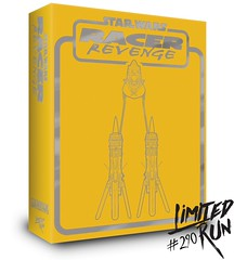 Star Wars Racer Revenge – édition collector Limited Run Games (Shady_77) Tags: starwars limitedrungames editionlimitée editioncollector collectorsedition racer n64 ps4