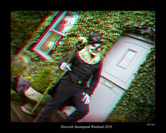 095 Haworth Steampunk 19 colour (3dbeadyeyes2) Tags: haworth steampunk weekend 2019 howarthsteampunkweekend2019 3d anaglyph