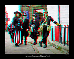 082 Haworth Steampunk 19 colour (3dbeadyeyes2) Tags: haworth steampunk weekend 2019 howarthsteampunkweekend2019 3d anaglyph