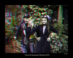 045 Haworth Steampunk 19 colour (3dbeadyeyes2) Tags: haworth steampunk weekend 2019 howarthsteampunkweekend2019 3d anaglyph