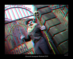 036 Haworth Steampunk 19 colour (3dbeadyeyes2) Tags: haworth steampunk weekend 2019 howarthsteampunkweekend2019 3d anaglyph