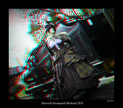 007 Haworth Steampunk 12 colour (3dbeadyeyes2) Tags: haworth steampunk weekend 2019 howarthsteampunkweekend2019 3d anaglyph