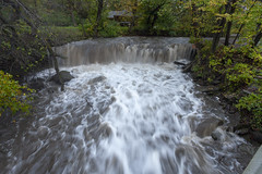 Minneopa Falls (Lucie Maru) Tags: waterfall minnesota mankota water flowing fall