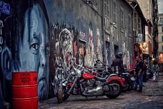 Bad boy. (streetspirit13) Tags: streetphotographer colorstreet coursjulien marseillestreet streetpassionaward streetart rawstreet streetphotography