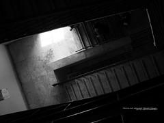 Stairs and light. (mitsushiro-nakagawa) Tags: 新宿 manhattan usa london uk paris アンチノック milan italy lumix g3 fujifilm mothinlilac mil gfx50r bw mono chiba japan exhibition flickr youpic gallery camera collage subway street novel publishing mitsushiro nakagawa artist ny interview photograph picture how take write display art future designfesta kawamura memorial dic museum fineart