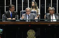 Plenário do Senado (Senado Federal) Tags: plenário sessãoespecial comemoração homenagem diadomédico medicina senadorizalcipsdbdf senadornelsinhotradpsdms sérgiotamura brasília df brasil