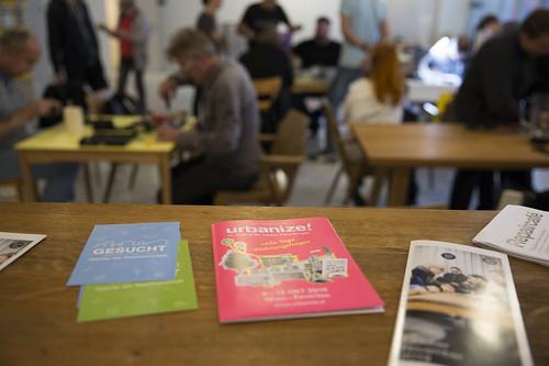 urbanize! Festival 2019 – Alle Tage Wohnungsfrage