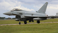 "TYPHOON ""428"" (toowoomba surfer) Tags: jet aeroplane aircraft aviation eurofighter raf"