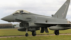 "TYPHOON ""348"" (toowoomba surfer) Tags: jet aeroplane aircraft aviation eurofighter raf"