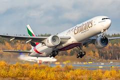 A6-EGG Boeing 777-31H(ER) Emirates (Andreas Eriksson - VstPic) Tags: a6egg boeing 77731her emirates
