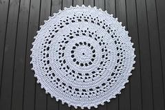 2019.10.18. aura matto 4570m (villanne123) Tags: 2019 matto rug virkattumatto crochet crocheting crochetrug ontelokude lilliontelokude villanne interior