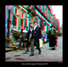 091 Haworth Steampunk 19 colour (3dbeadyeyes2) Tags: haworth steampunk weekend 2019 howarthsteampunkweekend2019 3d anaglyph