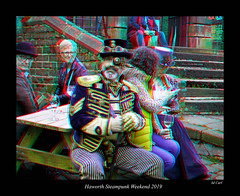 078 Haworth Steampunk 19 colour (3dbeadyeyes2) Tags: haworth steampunk weekend 2019 howarthsteampunkweekend2019 3d anaglyph