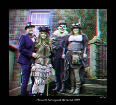 033 Haworth Steampunk 19 colour (3dbeadyeyes2) Tags: haworth steampunk weekend 2019 howarthsteampunkweekend2019 3d anaglyph