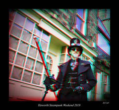 019 Haworth Steampunk 19 colour (3dbeadyeyes2) Tags: haworth steampunk weekend 2019 howarthsteampunkweekend2019 3d anaglyph
