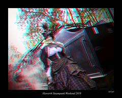 009 Haworth Steampunk 19 colour (3dbeadyeyes2) Tags: haworth steampunk weekend 2019 howarthsteampunkweekend2019 3d anaglyph