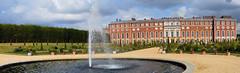 Photo of Hampton Court formal garden