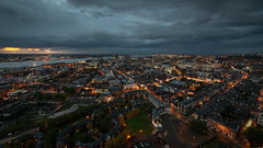 Liverpool (Rob Pitt) Tags: liverpool city dusk blue hour skyline tower tours anglican cathedral merseyside sunset light outdoor lights dusky sony a7rii
