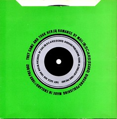 Scars - They Came And Took Her - UK - 1980 (Affendaddy) Tags: vinylsingles scars theycameandtookher romancebymail prerecords pre002 uk 1980 1970sukpoppunk collectionklaushiltscher