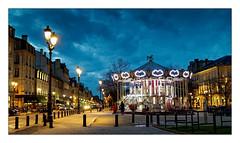 Les Allées de Tourny (Jean-Louis DUMAS) Tags: nuit lumière nightshot night théâtre bordeaux tourisme tramway place lumières light ville town people travel trip voyage