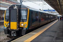TransPennine Express 350407 (Mike McNiven) Tags: transpennineexpress transpennine express firstgroup tpe edinburgh manchesterairport airport siemens desiro emu electric multipleunit bolton manchester
