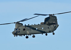 ZK557 (np1991) Tags: royal air force raf lossiemouth lossie moray scotland united kingdom uk nikon digital slr dslr d7200 camera nikor 70200mm vibration reduction vr f28 lens aviation planes aircraft boeing ch47 chinook helicopter helo chopper