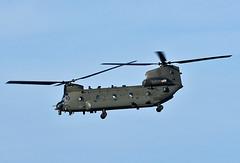 Chinook HC6 (np1991) Tags: royal air force raf lossiemouth lossie moray scotland united kingdom uk nikon digital slr dslr d7200 camera nikor 70200mm vibration reduction vr f28 lens aviation planes aircraft boeing ch47 chinook helicopter helo chopper