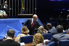 Plenário do Senado (Senado Federal) Tags: comemoração diadomédico homenagem medicina plenário senadoracirgurgaczpdtro senadoresperidiãoaminppsc sessãoespecial brasília df brasil