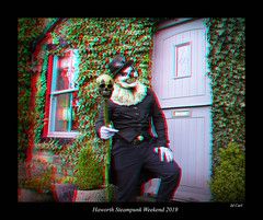 093b Haworth Steampunk 19 colour (3dbeadyeyes2) Tags: haworth steampunk weekend 2019 howarthsteampunkweekend2019 3d anaglyph