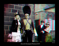 054 Haworth Steampunk 19 colour (3dbeadyeyes2) Tags: haworth steampunk weekend 2019 howarthsteampunkweekend2019 3d anaglyph