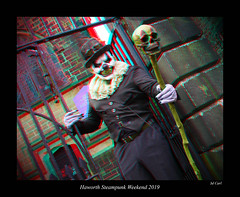 035b Haworth Steampunk 19 colour (3dbeadyeyes2) Tags: haworth steampunk weekend 2019 howarthsteampunkweekend2019 3d anaglyph