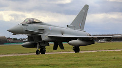 "TYPHOON ""363"" (toowoomba surfer) Tags: jet aeroplane aircraft aviation eurofighter raf"