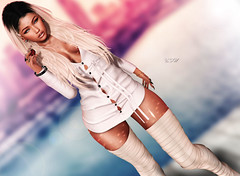 ◈№.844 - it's me (Alica Release) Tags: runaway hair scandalize originals pure poison fashion white girl catwa maitreya sweet treschic tres chic k9 kustom9 event fair