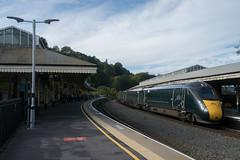 GWR Class 800 IET at Bath Spa (philwakely) Tags: gwr greatwesternrailway greatwestern bath firstgreatwestern first fgw bathspa hitachi iep iet class800 trains train railway railways rail diesel locomotive dieselmultipleunit dmu