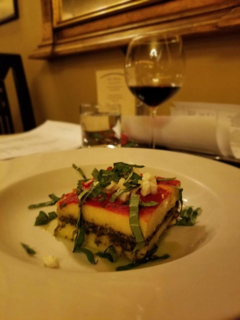 Dinner & a show @ Cafe Dodici