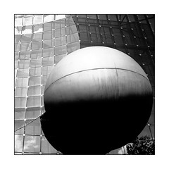 Sphère (Jean-Louis DUMAS) Tags: opera black bw nb white noir blanc architecte architect nuage cloud sky ciel architectural architecture noireblanc photos noretblanc et travel trip blackandwhite blackwhite blackwhitephotos noiretblanc noirblanc abstract abstraction abstrait