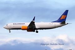 B737 Max8 TF-ICY ICELANDAIR (shanairpic) Tags: jetairliner passengerjet b737 boeing737 max8 shannon icelandair tficy