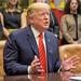 President Trump Calls Astronauts During First All-Woman Spacewalk (NHQ201910180020)