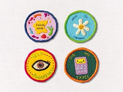girl guide patches we really need (Lisa Poor) Tags: art artist artsandcrafts bhfyp craft crafter crafting crafts crafty creative decor design diy diycrafts doityourself etsy etsyshop flowers giftideas gifts handcrafted handmade homedecor homemade instagood isleofman love painting papercraft papercrafts