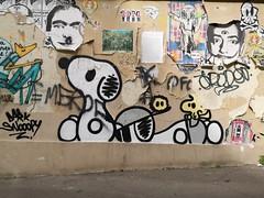 Street art Paris 10/2019 (vm.20100) Tags: streetart graffiti urbanart wallart graffitiart graffitiwall muralpainting streetartphoto streetartphotography streetartist globalart arteurbano artecallejero artederua pintada grafite sprayart aerosol graffitiartist streetartnow artoftheday 落書き 涂鸦 parisstreetart paris france