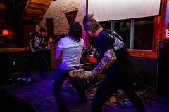 Horsewhip (jmcguirephotography) Tags: punk metal hardcore show music live theatlantic gainesville florida canon canon7d 7d 50mm horsewhip financialruin