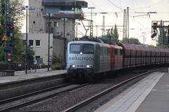Help! Bandits! (verhaarthom) Tags: trein train spoorweg freighttrain goederentrein güterzug duitsland deutschland germany rpool br151 uelzen