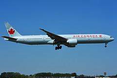 C-FNNU (Air Canada) (Steelhead 2010) Tags: aircanada yul creg cfnnu boeing b777 b777300er