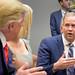 President Trump Calls Astronauts During First All-Woman Spacewalk (NHQ201910180018)