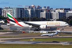 A6-EFJ EK B77F 16R YSSY-8062 (A u s s i e P o m m) Tags: sydney newsouthwales australia emirates ek syd yssy boeing b77f emiratesskycargo skycargo