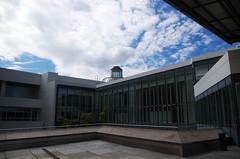 Touche de vert (Atreides59) Tags: berlin allemagne deutschland germany urban urbain ciel sky nuages clouds bleu blue pentax k30 k 30 pentaxart atreides atreides59 cedriclafrance
