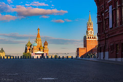 Red Square, Moscow (TMStorari) Tags: краснаяплощадь russia moscow mosca russland redsquare piazzarossa москва россия sunset travel europe cities city cremlin architecture art arte