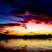 Sunset Ancona Docks 16/10/2019